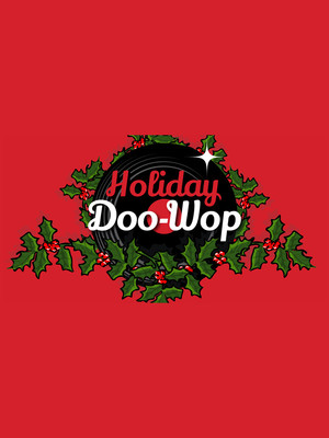 Holiday Doo-Wop Celebration Poster