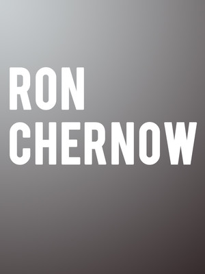 Ron Chernow Poster