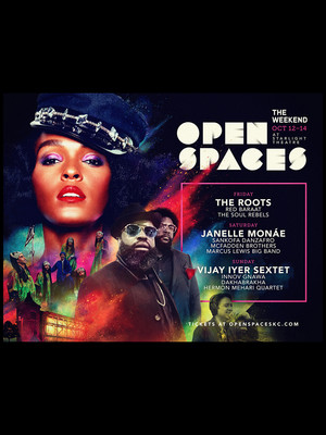 Open Spaces Festival with Janelle Monae at Starlight Theater