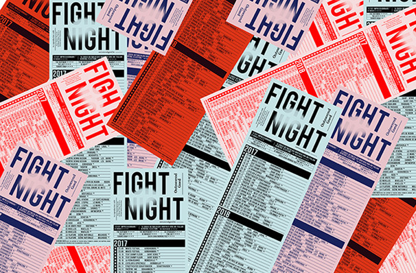 Fight Night, Chicago Shakespeare Theater, Chicago