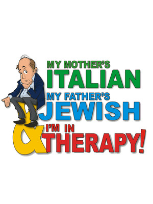 My Mother's Italian My Father's Jewish Poster