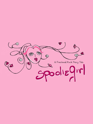 Spoolie Girl: A Family-Friendly Fractured Rock Fairy Tale Poster