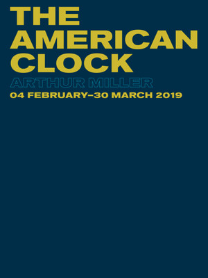 The American Clock Poster