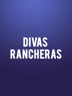 Divas Rancheras Poster