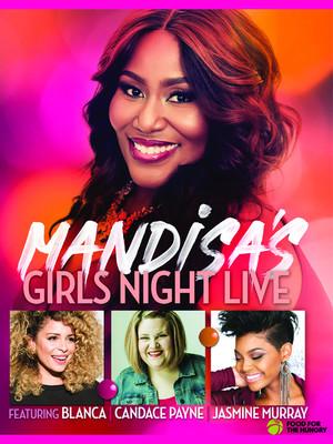 Mandisa Poster
