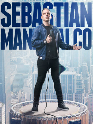 Sebastian Maniscalco at Madison Square Garden