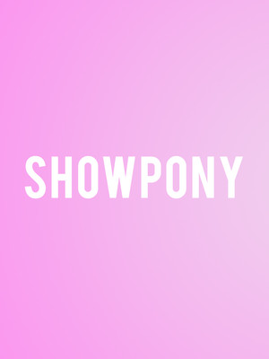 Showpony Poster