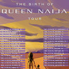Queen Naija, Cone Denim Entertainment Center, Greensboro