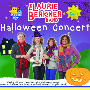 Laurie Berkner at Aladdin Theatre
