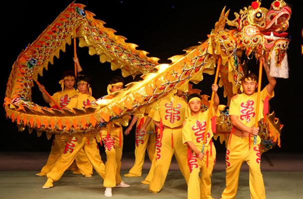New Shanghai Circus, Bergen Performing Arts Center, New York