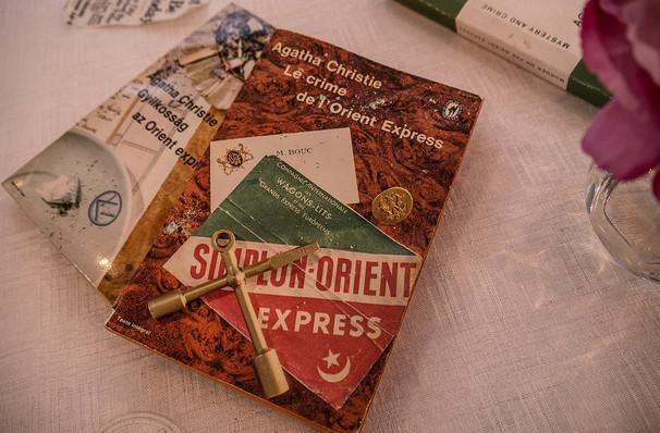 Murder on the Orient Express, La Mirada Theatre, Los Angeles