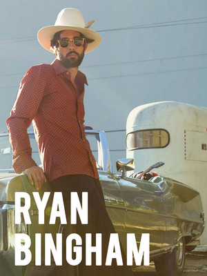 Ryan Bingham at White Oak Music Hall