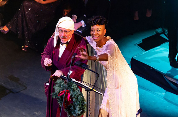 A Christmas Carol In Concert, Lyceum Theatre, London