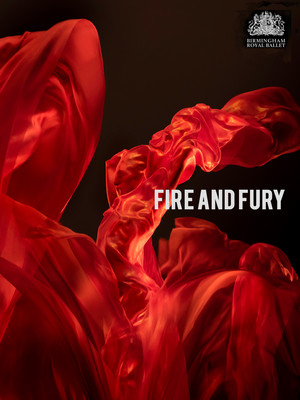Birmingham Royal Ballet Fire And Fury, Sadlers Wells Theatre, London