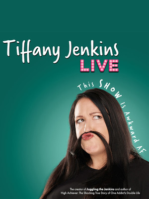 Tiffany Jenkins at Warner Theater