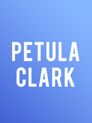 Petula Clark at Theatre Maisonneuve
