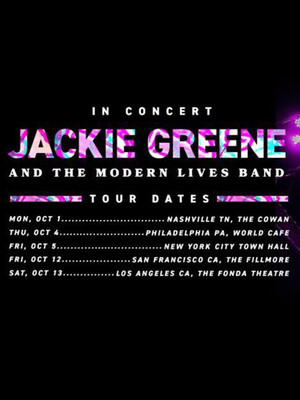 Jackie Greene at The Fillmore
