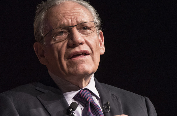 Bob Woodward, Wilbur Theater, Boston