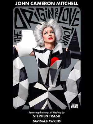 John Cameron Mitchell - The Origin of Love Poster