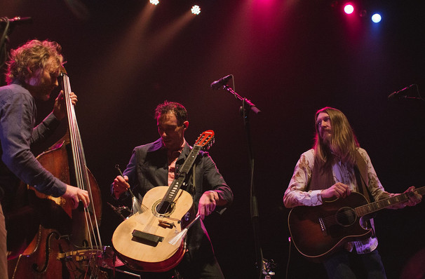 The Wood Brothers, Manchester Music Hall, Lexington