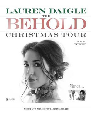 Lauren Daigle at Arena - Neal S. Blaisdell Center