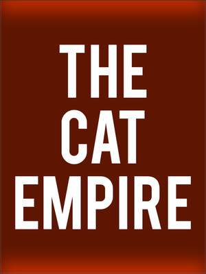 Cat Empire, Commodore Ballroom, Vancouver