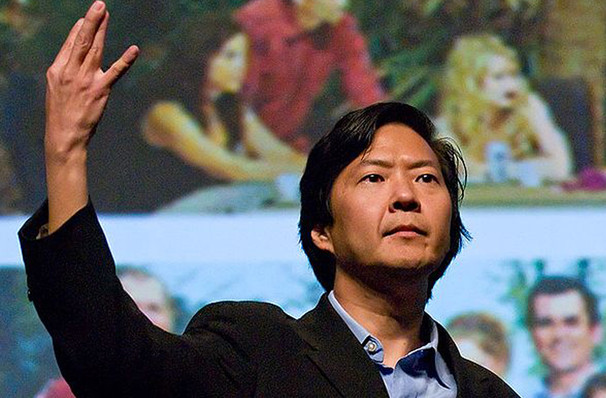 Don't miss Ken Jeong one night only!
