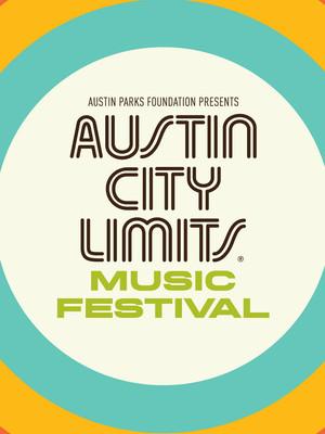 2018 Austin City Limits Festival Poster