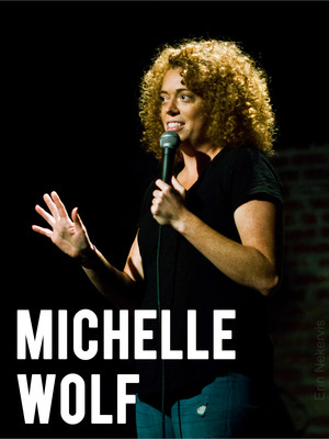 Michelle Wolf at Cains Ballroom