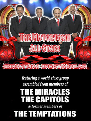 Motown Christmas Spectacular at Tarrytown Music Hall