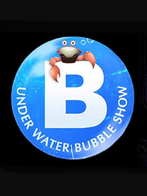 The Underwater Bubble Show Poster
