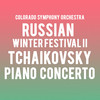 Columbus Symphony Orchestra Russian Winter Festival II Tchaikovsky Piano Concerto, Ohio Theater, Columbus