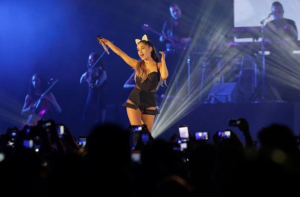 Ariana Grande, The Chelsea, Las Vegas
