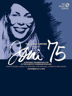 Joni 75 - A Birthday Celebration Poster