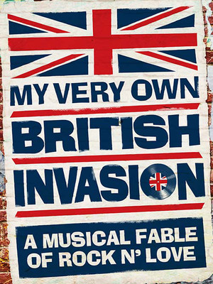 My Very Own British Invasion Poster