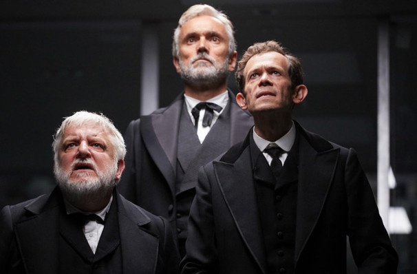 The Lehman Trilogy Is Now On Sale