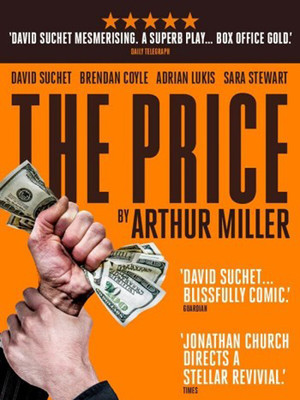 The Price at Wyndhams Theatre