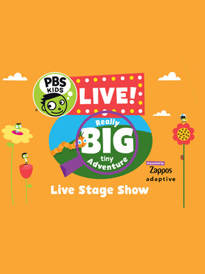 PBS Kids Live, VBC Mark C Smith Concert Hall, Huntsville