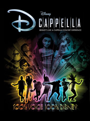 Disneys DCappella, Verizon Theatre, Dallas