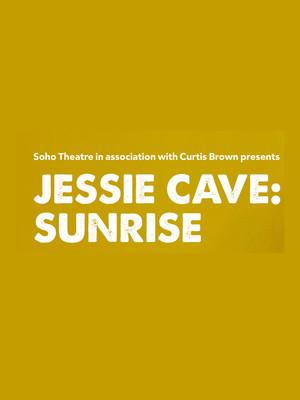 Jessie Cave: Sunrise Poster