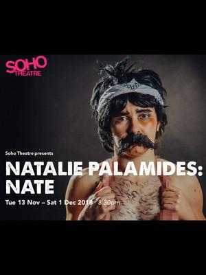 Natalie Palamides: NATE Poster