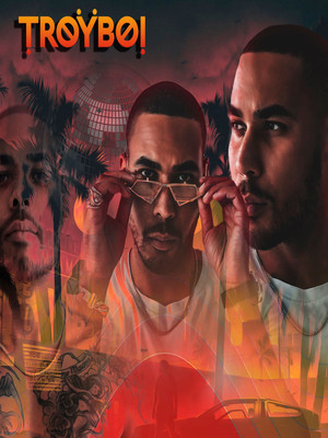 TroyBoi at College Street Music Hall