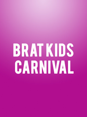 Brat Kids Carnival at Christmas in Leicester Square
