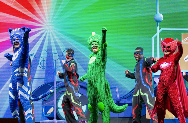 PJ Masks Live, Save Mart Center, Fresno