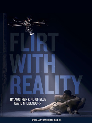 Another Kind of Blue: Flirt with Reality Poster