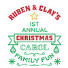 Ruben and Clays Christmas Show, Imperial Theater, New York