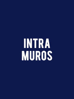 Intra Muros at Park Theatre