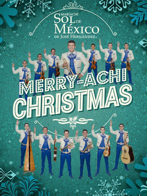 Merry achi Christmas, Fox Theatre, Fresno