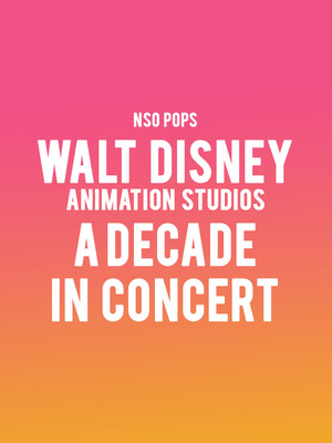 NSO Pops - Walt Disney Animation Studios Poster