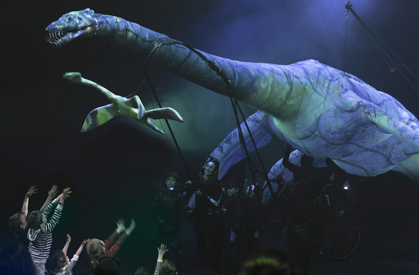 Erth's Prehistoric Aquarium coming to Pittsburgh!